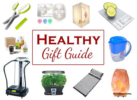 25 healthy christmas gift ideas for 2016 kayla chandler
