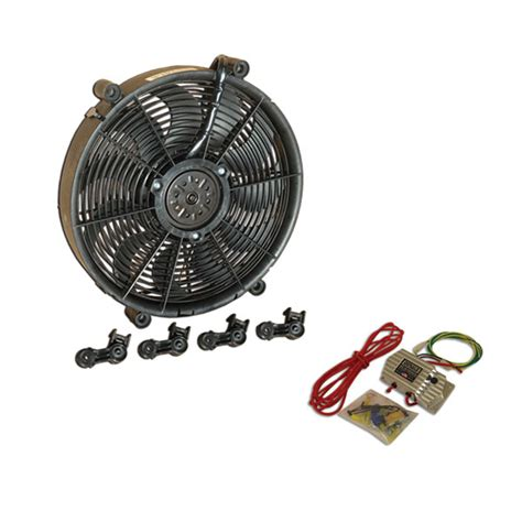high output computer fan buy 17 high output fan relay kit off road parts