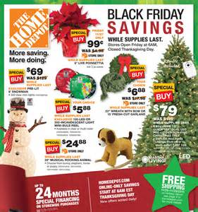 home depot sales ad home depot black friday ad 2016