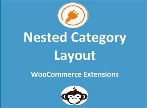 woocommerce nested category layout free download woocommerce nested category layout extension extension