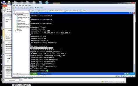 cisco 5505 console how to setup a new cisco 5505