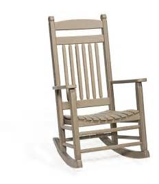 polywood rocking chair