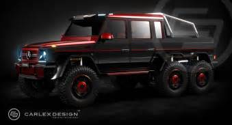 2014 mercedes g63 amg 6x6 front three quarters apps