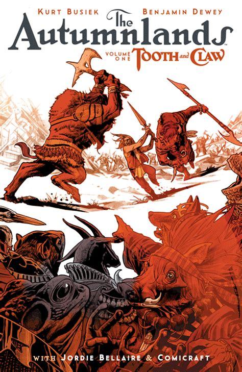 Soekamtiday Vol 1 Comic Series the autumnlands vol 1 tooth claw releases image