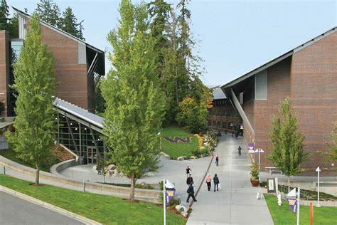 How Many Credits To Complete Mba Uw Bothell by Of Washington Bothell Of