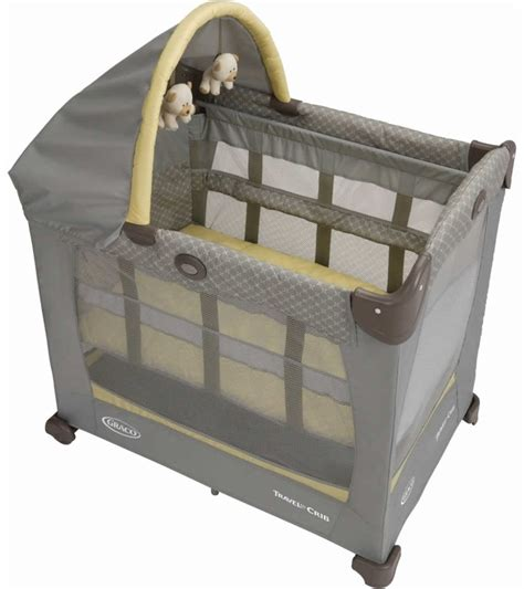 Graco Doll Crib by Graco Travel Lite Crib With Stages Peyton