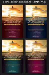 Free Church Program Templates by Church Anniversary Service Program Template Designingbucket