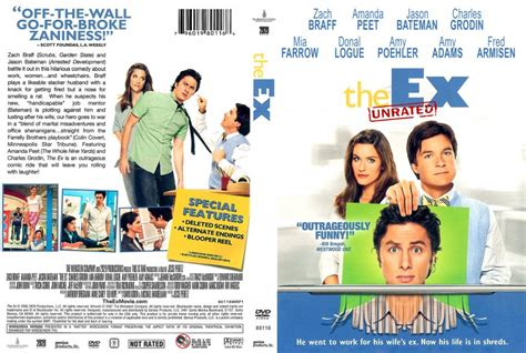 the ex the ex unrated movie dvd scanned covers 7983the ex