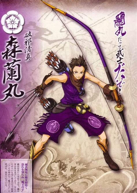 cerita asli game basara  heroes cerita karakter game