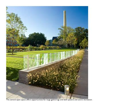 Landscape Architecture Uri President S Award Of Excellence Uri College Of Pharmacy