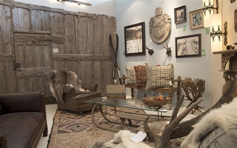 Ski Chalet Chic   The Decorative Antiques & Textiles Fair