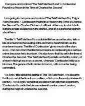 Tell Tale Essay by Tell Tale Essay Prompt Writefiction581 Web Fc2