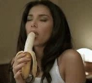 the gif format is limited to colors the gallery for gt woman eating banana gif