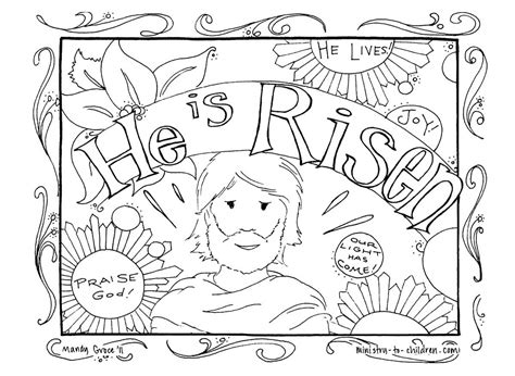 free printable coloring pages for christian easter free christian coloring pages for children and