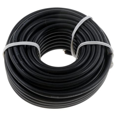 14 electrical wire dorman electrical wire 14 20 ft black each ebay