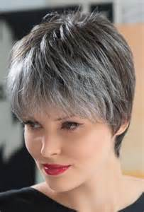salt and pepper pixie cut human hair wigs short curly salt and pepper wigs newhairstylesformen2014 com