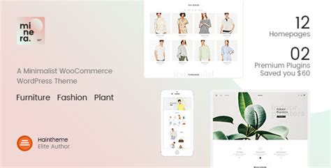 themeforest woocommerce theme free download themeforest minera v2 0 minimalist woocommerce