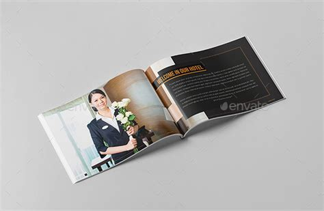 Luxury Brochure Template by 25 Hotel Brochure Templates Free Premium