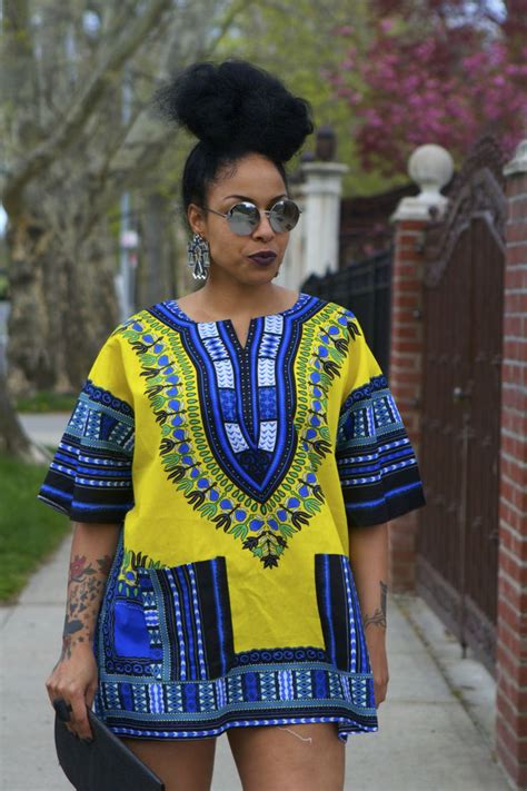 african kitenge shirts unisex dashiki yellow african shirt by tribalgroove on