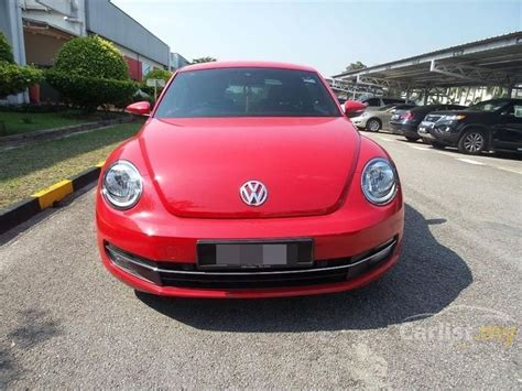 volkswagen coupe 2012 volkswagen the beetle 2012 tsi 1 2 in selangor automatic