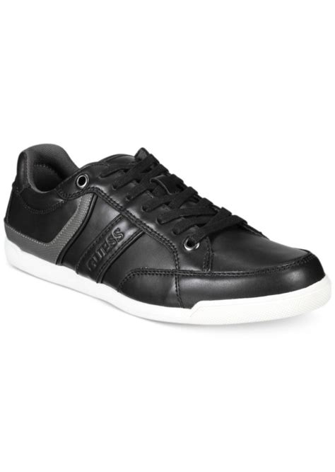 low top sneakers mens guess guess s jaystone low top sneakers s shoes