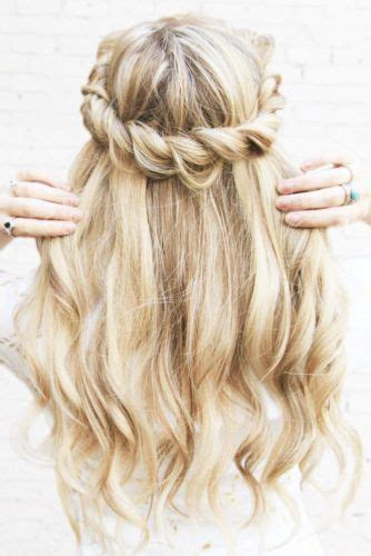 15 sweet braids pretty designs 25 best ideas about homecoming hairstyles on