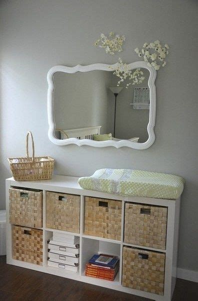 alternative changing table ideas ok so yes this is in a baby s room but i really