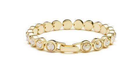 Swarovski Yellow Pendant Free Kalung Titanium swarovski gold tennis bracelet