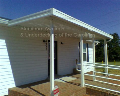 metal deck awnings aluminum awnings for patios 28 images aluminum awnings