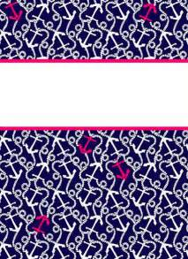 Printable Binder Covers From The Bottom Preppy Binder Covers Things