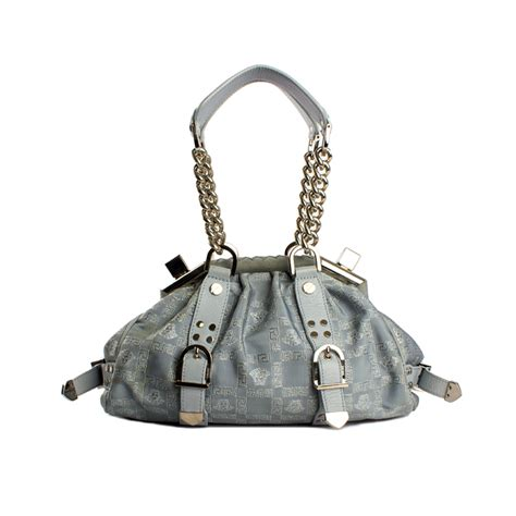 Versace Madonna Jacquard Bowler Bag by Versace Madonna Boston Bag My Luxury Bargain
