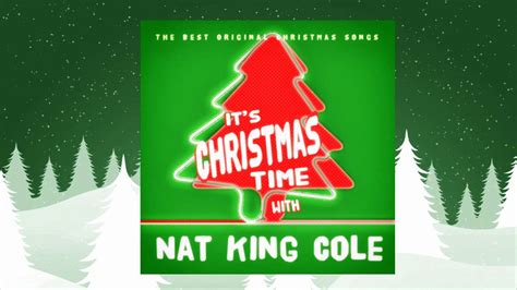 you tube happiest christmas tree nat king cole nat king cole the happiest tree