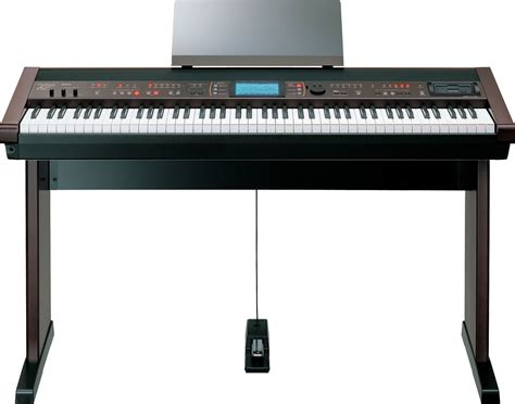Keyboard Roland 7 Oktaf roland kf 7 digital intelligent portable piano