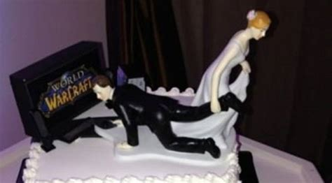 Hochzeitstorte Gamer by 10 Great Gamer Wedding Cakes Gamesfinity