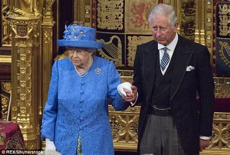elizabeth ii last name is the queen preparing abdicate daily mail online