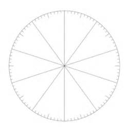 360 degree circle template 360 degree circle template clipart best