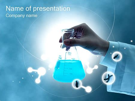 chemistry test tube templates for powerpoint presentations chemistry test tube powerpoint template backgrounds id