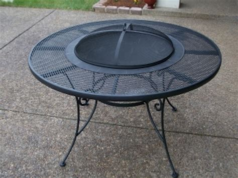 how to your own propane pit table how to build a gas or propane outdoor pit