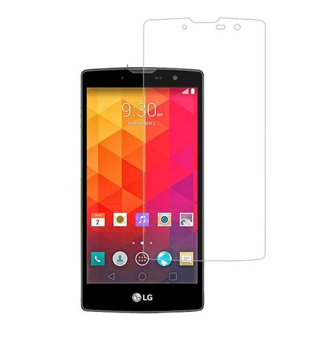 Screenguard Antigores Premium Tempered Glass Lg G3 Stylus D690 1 screenguard glossy защитно покритие за дисплея на lg g5