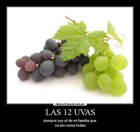 imagenes las uvas las 12 uvas desmotivaciones