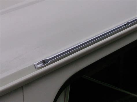 awning rail awning rail for vw t2 bay window cer essentials