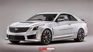 Pictures Of Cadillac Cts Coupe 2016 Cadillac Cts V Coupe Is Unlikely To Happen Which Is