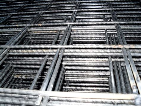 pattern welding rebar steel building mesh for concrete reinforcement from hebei