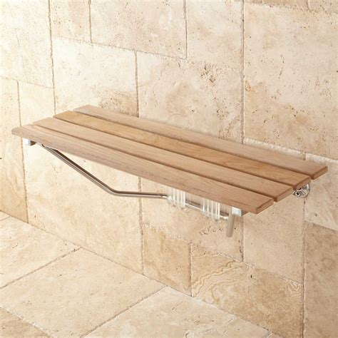 shower benches wood shower benches in best options the homy design