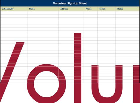 sign templates free downloads sign up sheet template free premium templates