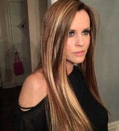 does jenny mccarthy have hair extensions with her bob gorgeous invisi tab application by adrianna of salon