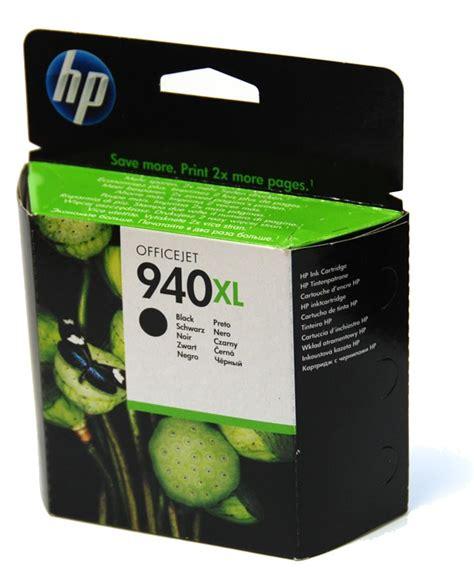 Hp 940 Black Original hp940xlbk hp 940xl black original high capacity printer