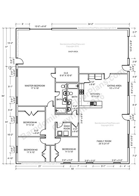 shop house plans barndominium floor plans pole barn house plans and metal