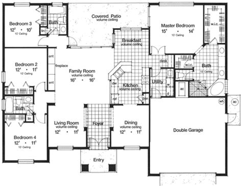 arlington house floor plan arlington 4361 4 bedrooms and 3 5 baths the house