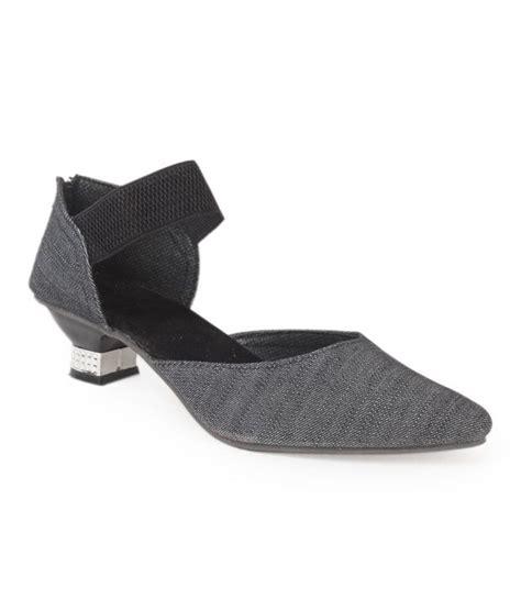 Classic Heel Black indirang classic black heel sandals price in india buy